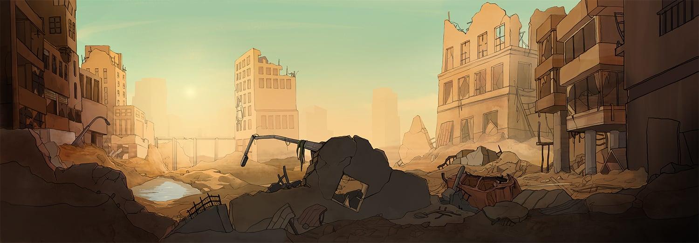 background 1 apokatlipsis cyborn planet