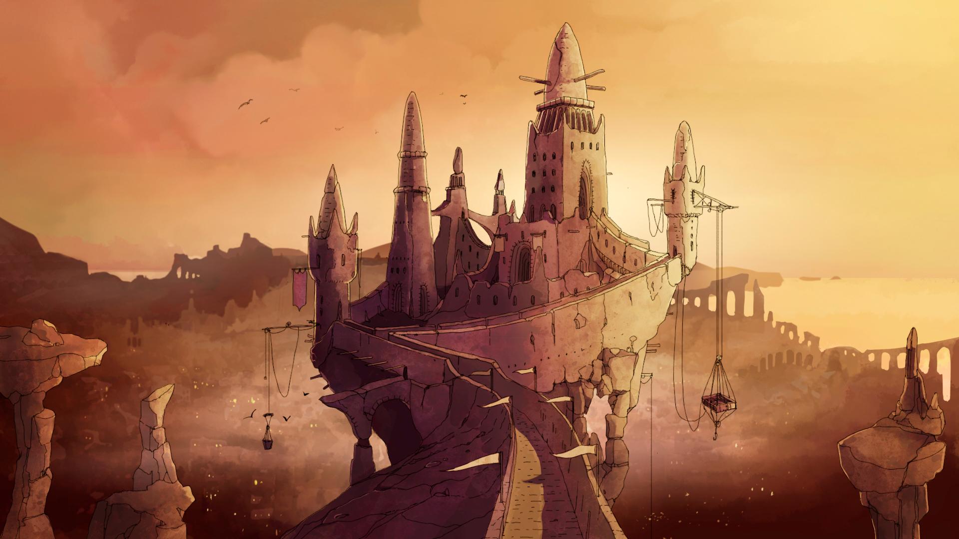 castillo de burham