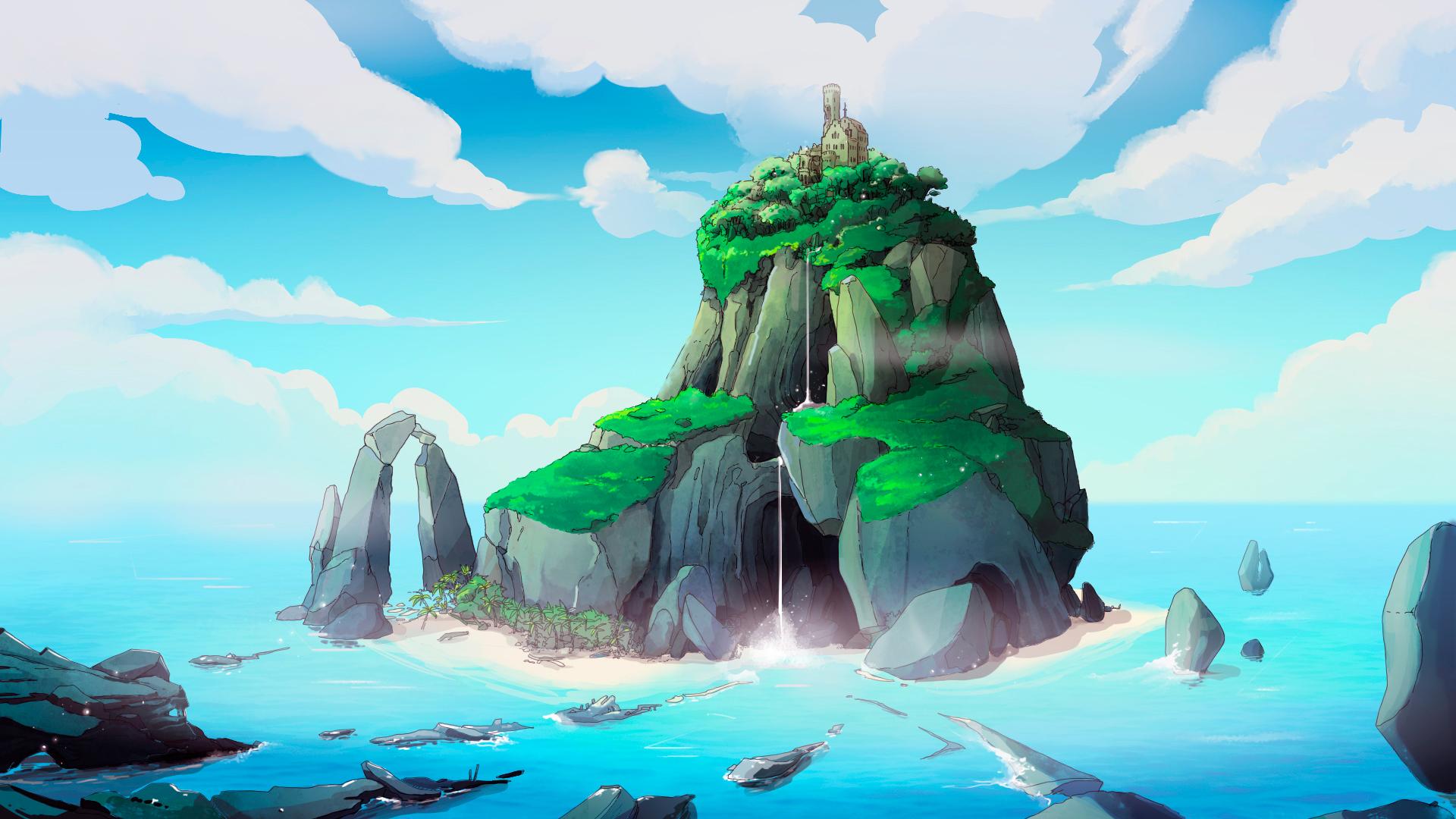 isla maldita