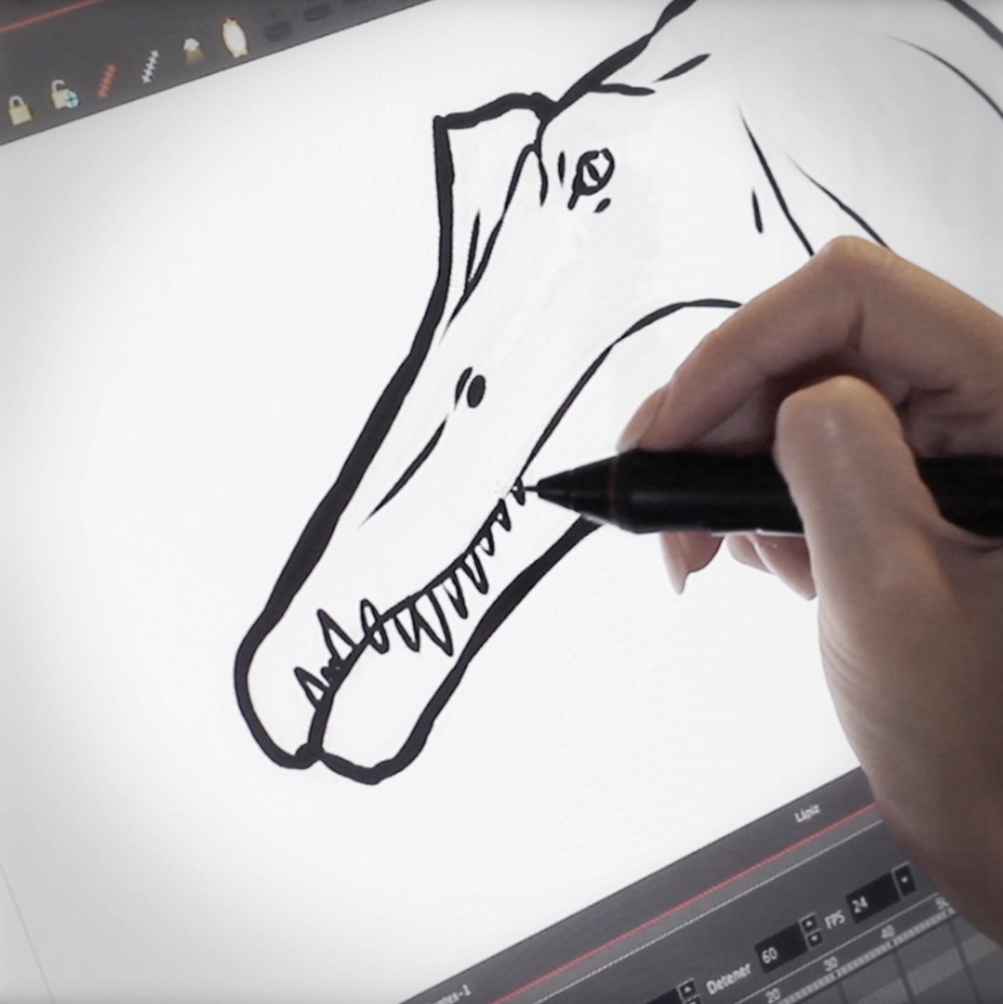 Foto de Proceso de animación 2d